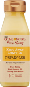 Creme Of Nature Pure Honey Knot Away Leave-In Detangler 8 oz - Beauty Empire