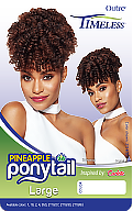 Outre Timeless Pineapple Ponytail - Curlette Large