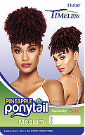 Outre Timeless Pineapple Ponytail - Curlette Medium