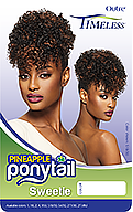 Outre Timeless Pineapple Ponytail - Sweetie
