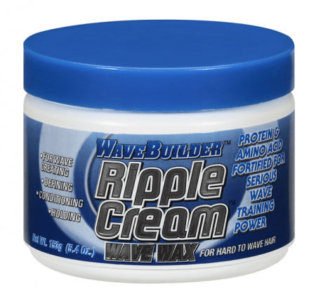 Wave Builder Ripple Cream Wave Wax (5.4 oz)