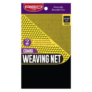Red By Kiss Combo Weaving Net - HWN03 Black