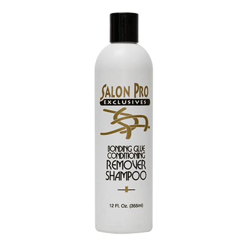 Salon Pro Exclusive Bonding Glue Remover Shampoo w/ Conditioner