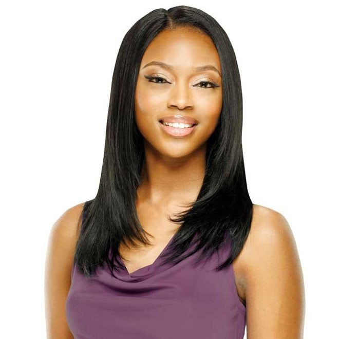 Saga Remy Hair 100% Human Hair 4 Piece - Beauty EmpireShake N Go - 1