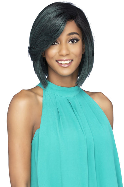 Vivica A. Fox Pure Stretch Cap Invisible Part Synthetic Wig - Santorini - Beauty Empire
