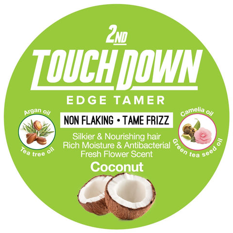 2nd Touch Down Edge Tamer - Coconut - Beauty Empire