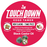 2nd Touch Down Edge Tamer - Black Castor Oil