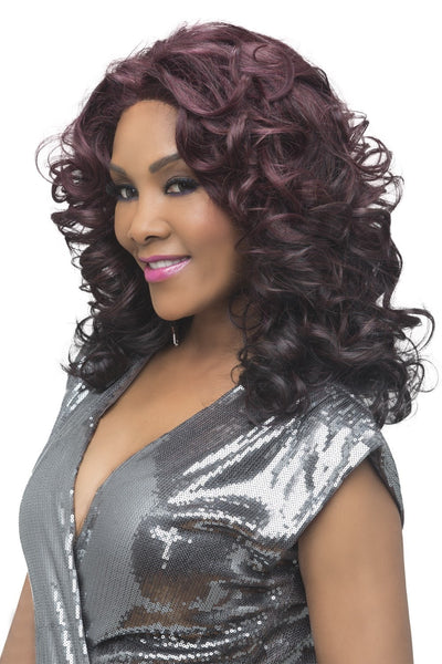 Vivica A. Fox Synthetic Lace Front - Serenity - Beauty EmpireVivica A Fox - 2