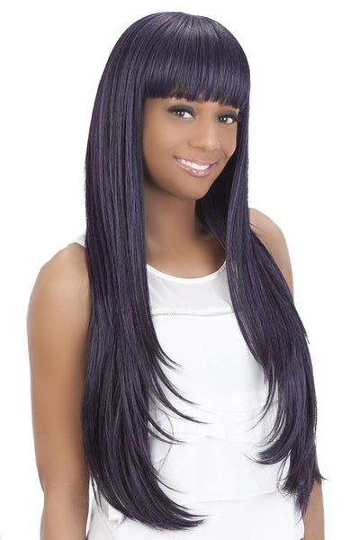 Vivica A. Fox Pure Stretch Cap Synthetic Wig - Skyler