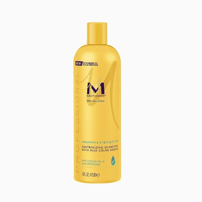 Motions Active Neutralizing Shampoo Smooth & Silken (16 oz) - Beauty Empire