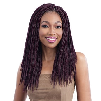 Freetress Synthetic Medium Box Braids 14""