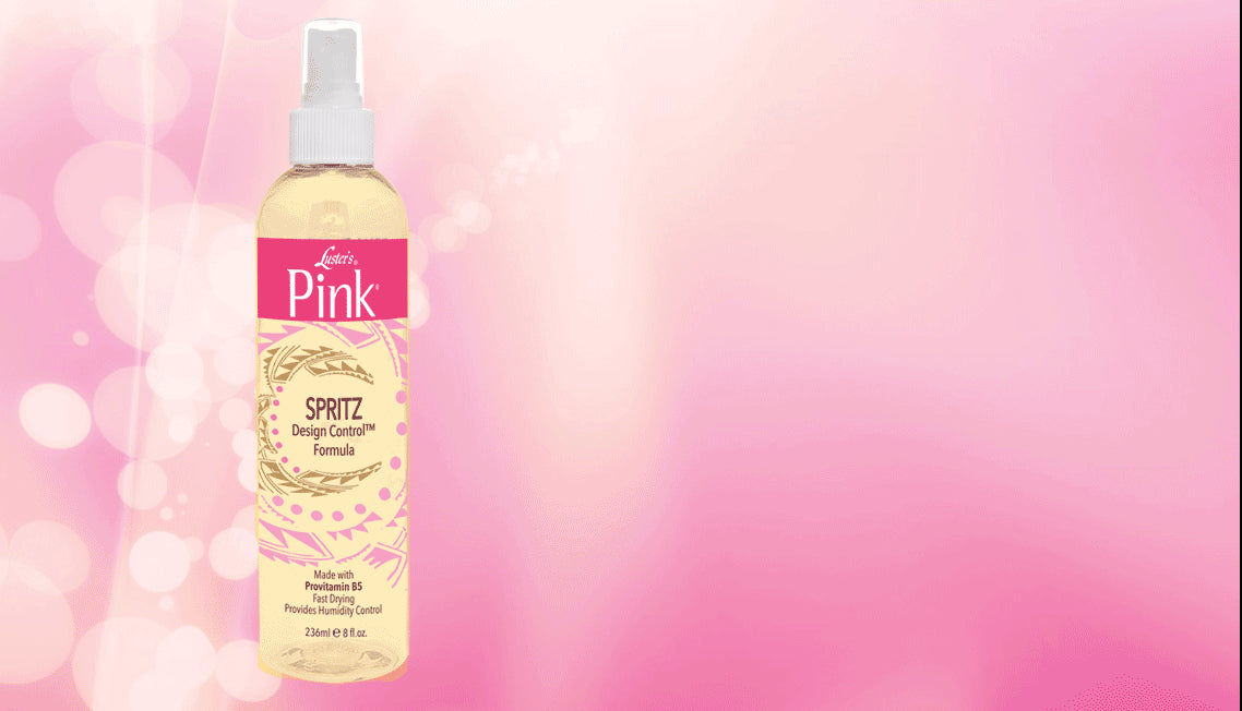 Luster's Pink Spritz (8 oz) - Beauty Empire