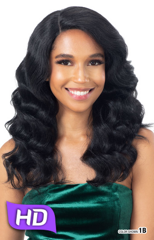 Freetress Equal Level Up HD Synthetic Lace Front Wig - Sylvie