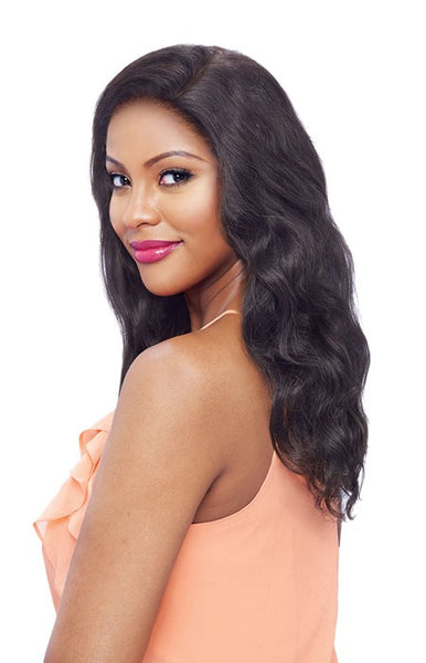 Vanessa Honey C Series 13X4 100% Brazilian Human Hair Hand-Tied Swissilk Deep Front Lace Front Wig - TH34