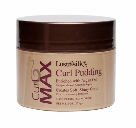 Lustrasilk Curl Pudding (8 oz) - Beauty Empire