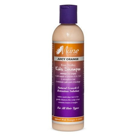 The Mane Choice Kids Shampoo Natural Growth & Retention Solution (8 oz) - Beauty Empire