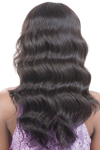 Motown Tress 100% Brazilian Remy Unprocessed Swiss Lace Wig HBR LS TIA - Beauty Empire
