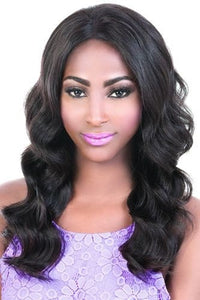 Motown Tress 100% Brazilian Remy Unprocessed Swiss Lace Wig HBR LS TIA - Beauty EmpireMotown Tress - 1