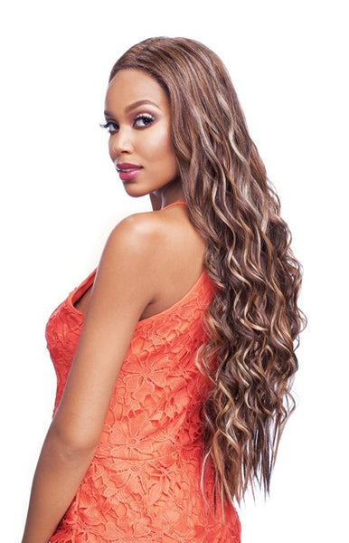 Vanessa Designer Lace Tops Middle Part With L.A Tips Lace Front Wig - TMLA Malibu - Beauty Empire