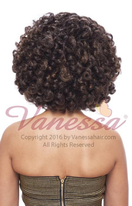 Vanessa Express Lace Front Wig - Tops C Ali