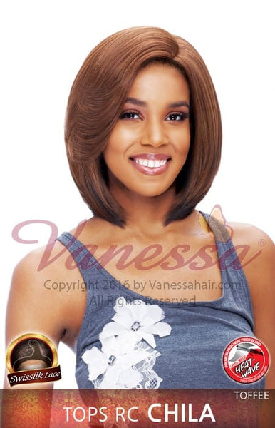 Vanessa Top Super RC-Side Lace Part Wig - Tops RC Chila