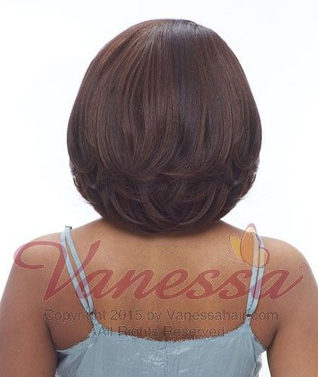 Vanessa Top Super C-Side Part Lace Front Wig - Tops C Elan