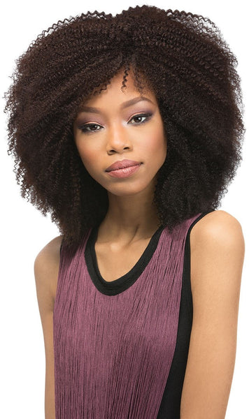 2 Pack Sale: Outre Velvet Brazilian Kinky Curl Remy Human Weaving Hair - Beauty Empire