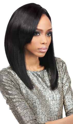 2 Pack Sale: Outre Velvet Brazilian PERM Yaki Remy Human Weaving Hair - Beauty EmpireOutre - 1