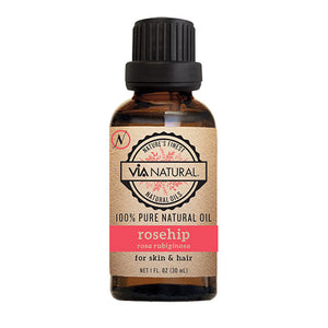 Via Natural Rosehip For Skin & Hair (1 oz)