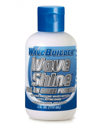 Wave Builder Wave Shine (4.2 oz) - Beauty Empire
