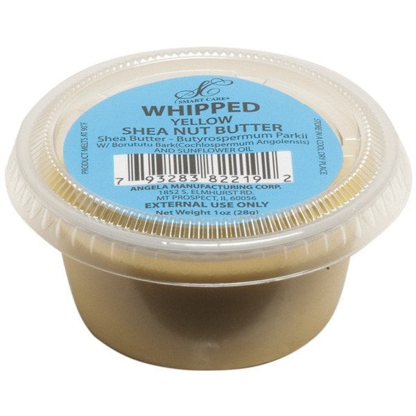 Smart Care Whipped Yellow Shea Nut Butter (1 oz)