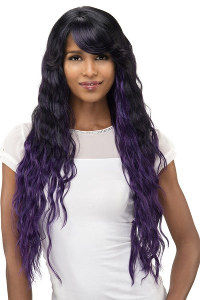 Vivica A. Fox Pure Stretch Cap Synthetic Wig - Yanica - Beauty Empire