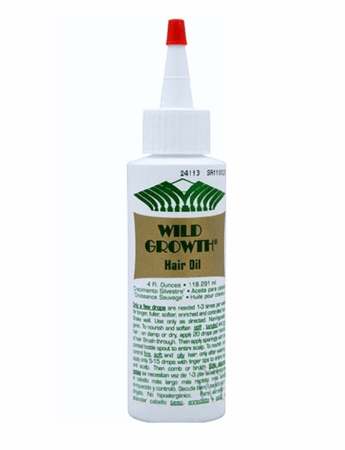 Wild Growth Hair Oil (4 Fl. Oz)