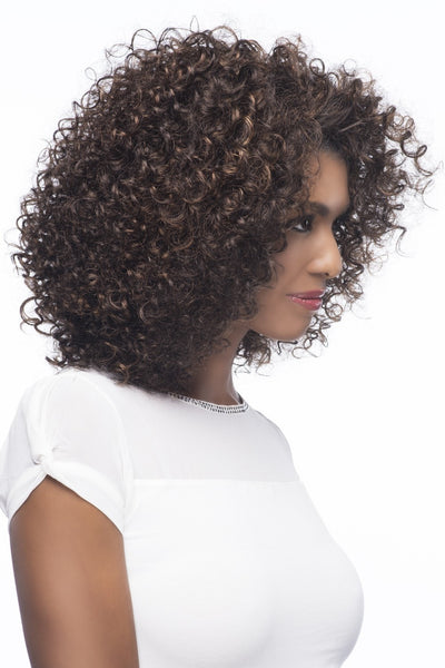 Vivica A. Fox Pure Stretch Cap Wig - Zia - Beauty EmpireVivica A Fox - 2