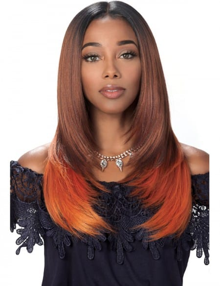 Zury Sis Slay Synthetic Lace Front Wig ‑ Eris - Beauty Empire