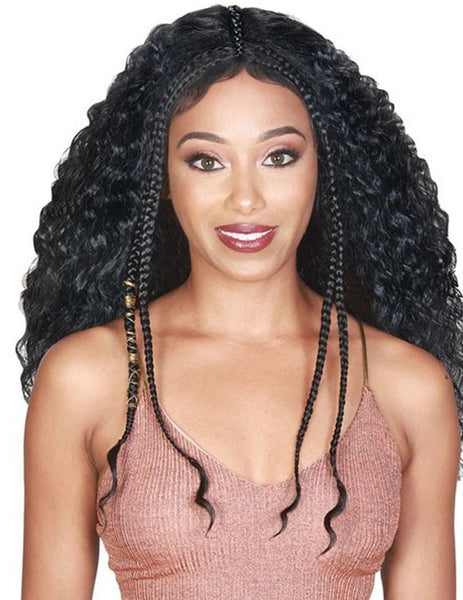 Zury Sis Diva Collection Lace Front Wig - Fulani 102 - Beauty Empire