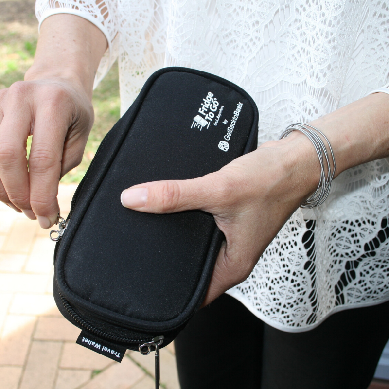 Mini Medical Travel Bag