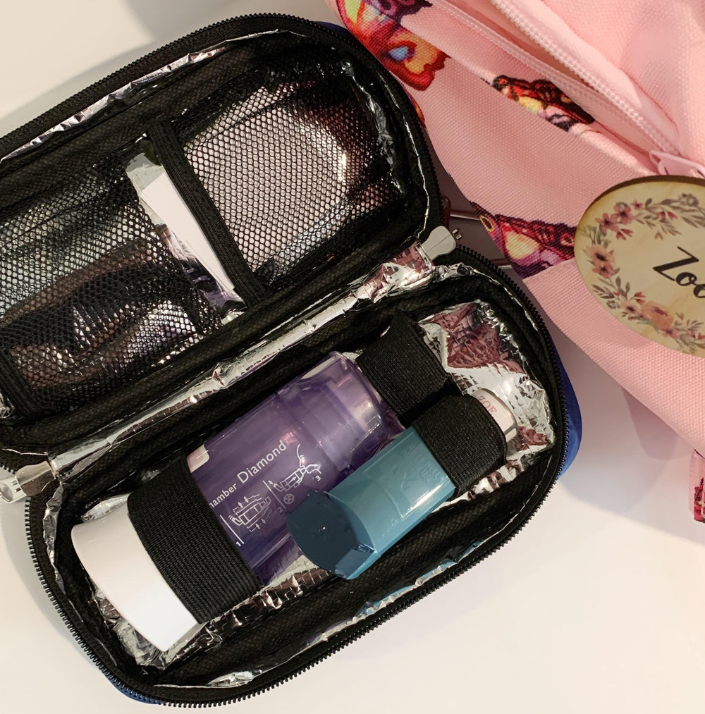 Epipen Insulated Medical Travel Case