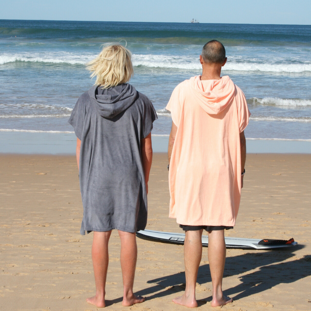 Surf Towel Hooded Microfibre Poncho