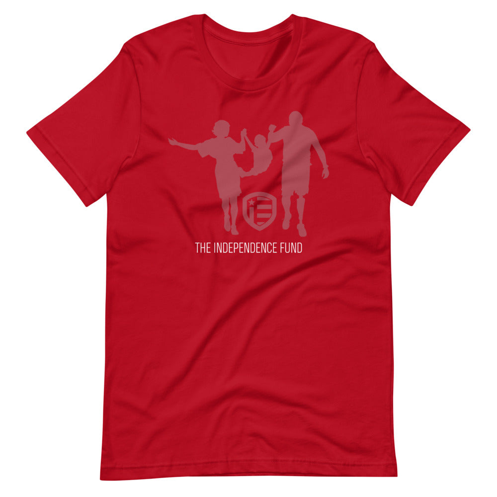 TIF Family Red T-Shirt