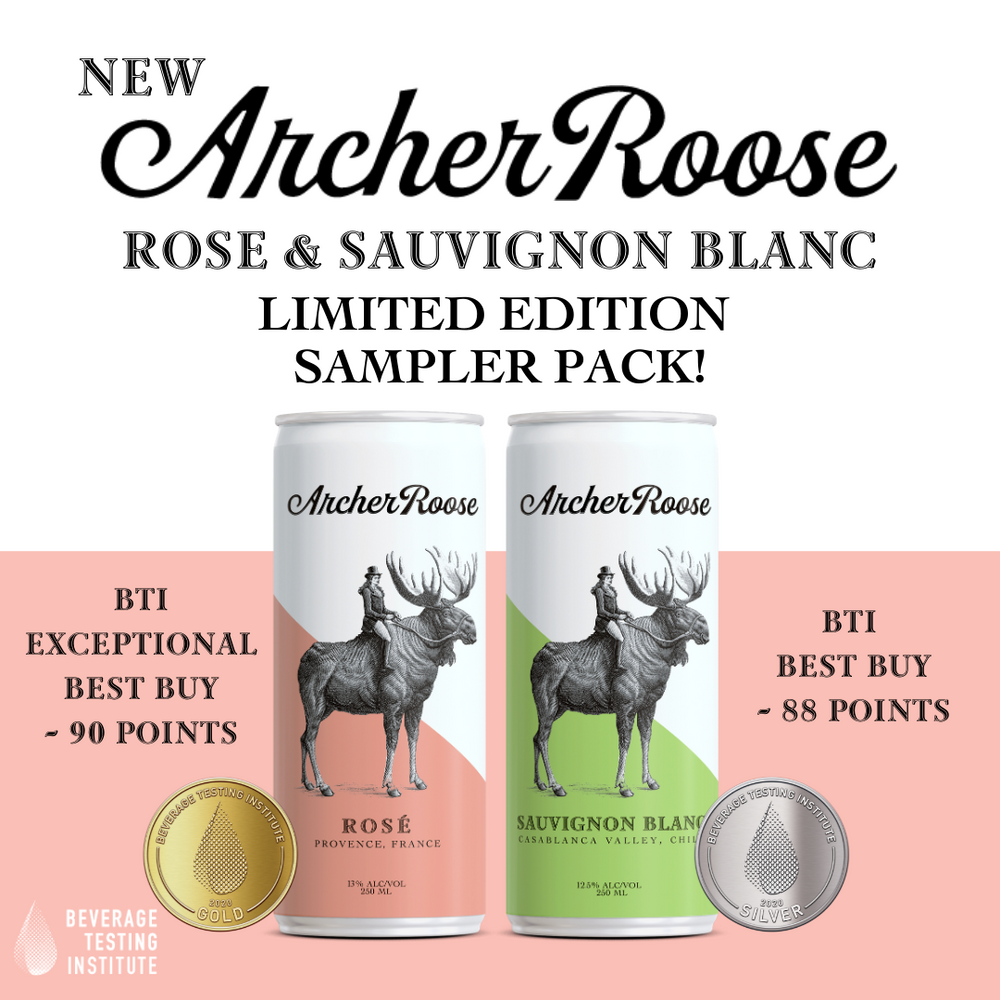Archer Roose Expands Sustainable Canned Offerings With Limited Edition Sampler Pack!