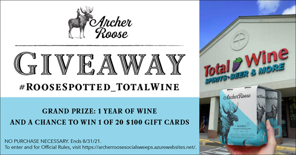 Archer Roose Giveaway