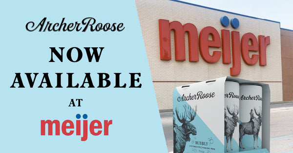 Archer Roose Now at Select Meijer Locations