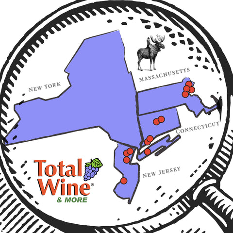 Archer Roose NY Total Wine Locations