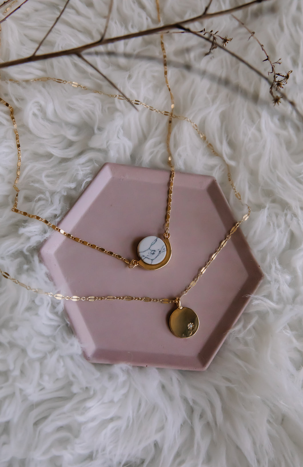 The Emilia necklace //