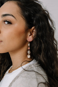 The Avery earrings //