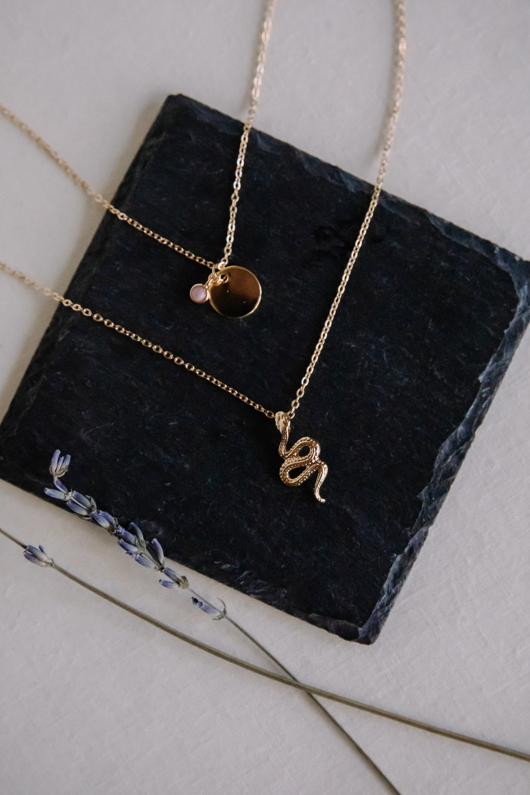 The duality necklace //