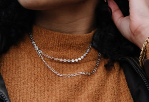 The Rocher necklace //