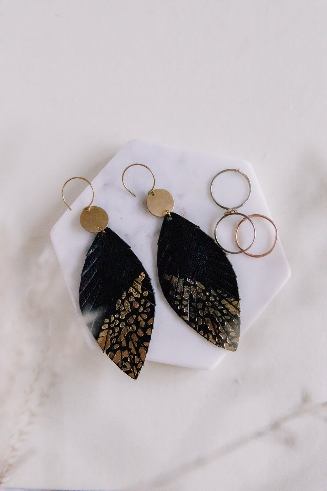 The Evie earrings //