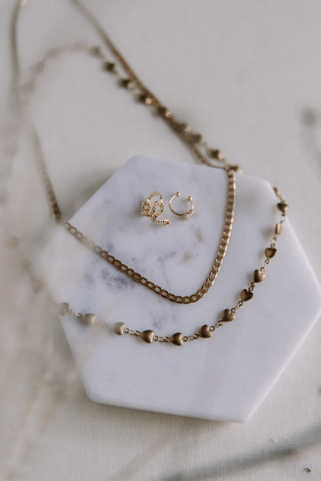 The wholehearted necklace //